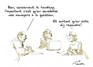 recrutement handicap