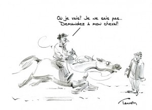 leadership dessin