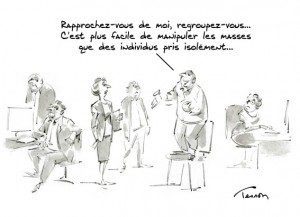 leadership humour dessin