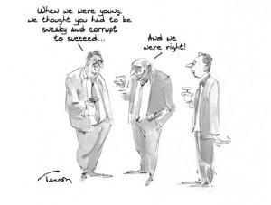 Morale humour