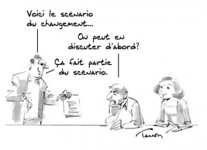 discussion dessin