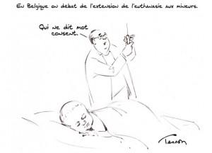 euthanasie des mineurs