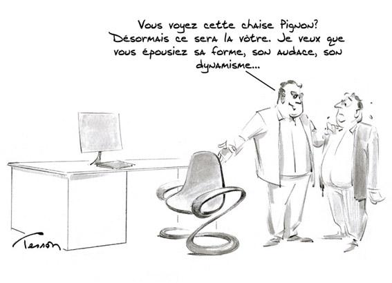 innovation dessin humoristique