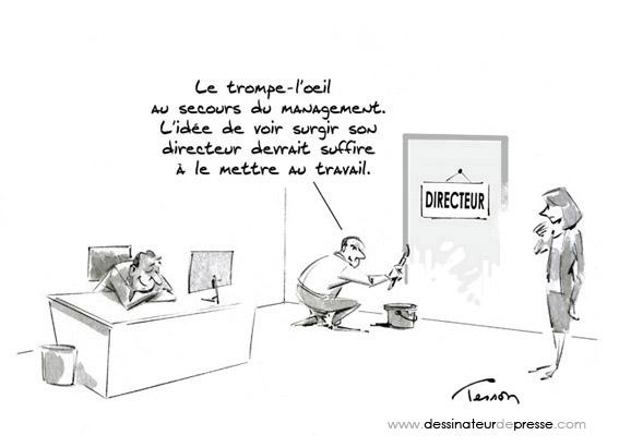 management humour