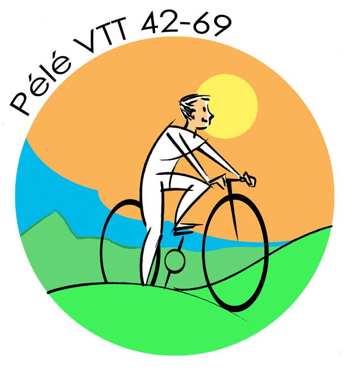 logo cycliste