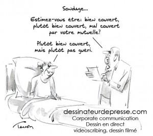 assurance maladie humour
