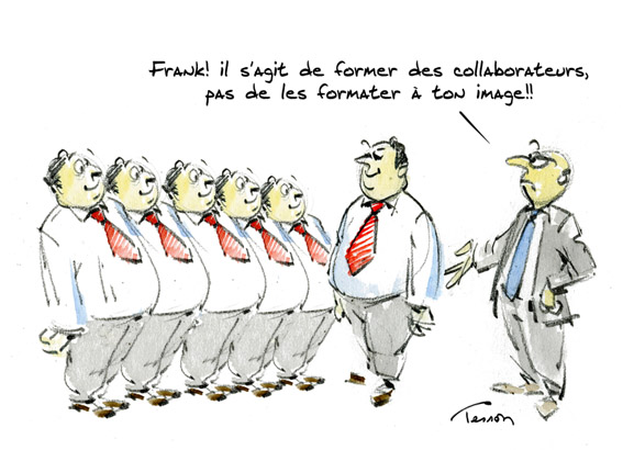 formation humour