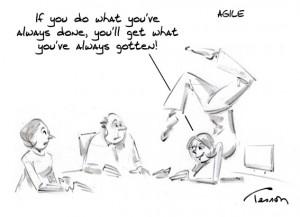 innovation cartoon