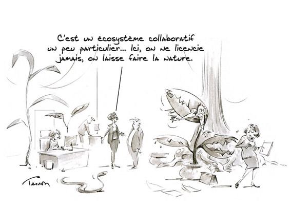 collaboration humour