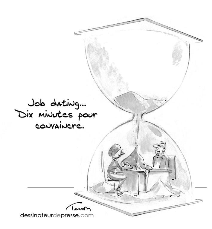 recrutement humour