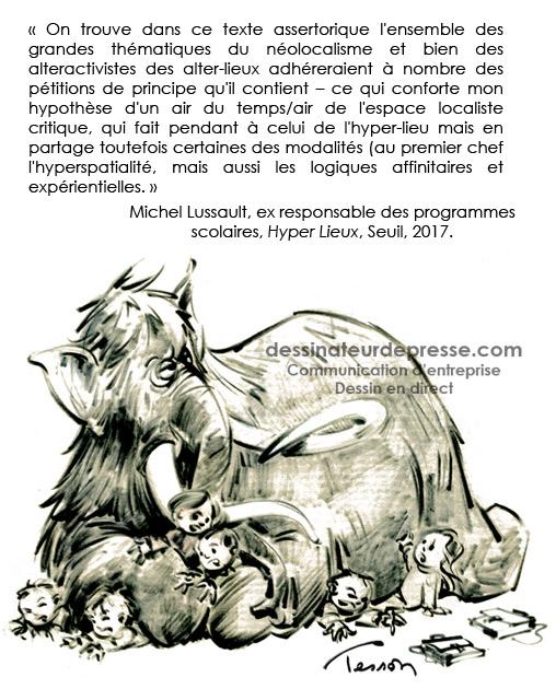 Michel Lussault démissionne…