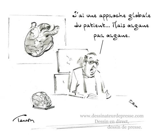 Médecine humour