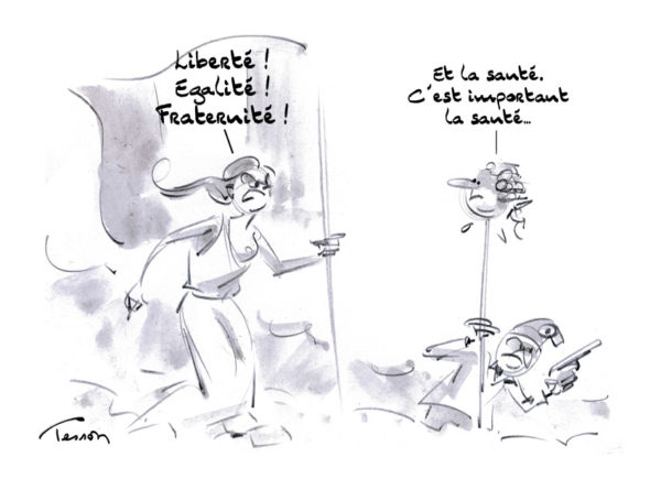 Dictature sanitaire