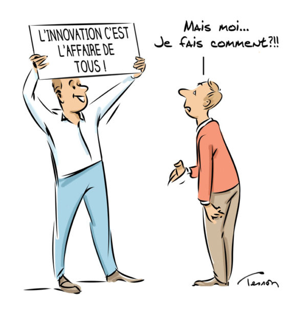 Bien innover par Yann de Kermadec
